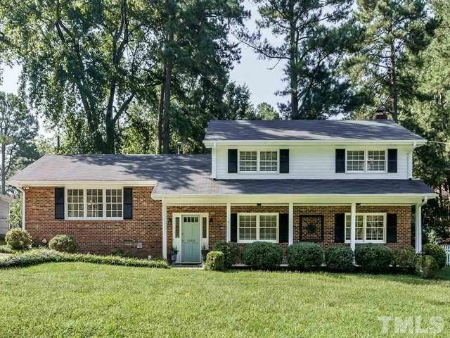 1000 Indian Trail Drive, Raleigh, NC 27609 (#2341224) :: The Rodney Carroll Team with Hometowne Realty