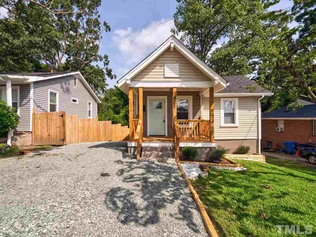 621 Dupree Street, Durham, NC 27701 (#2341262) :: Dogwood Properties