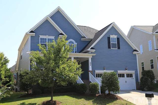 864 Vandalia Drive, Cary, NC 27519 (#2341264) :: Raleigh Cary Realty