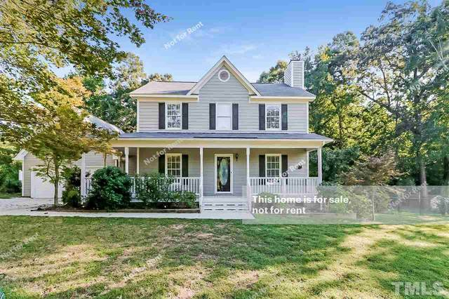 223 Wintergreen Drive, Garner, NC 27529 (#2341284) :: Raleigh Cary Realty