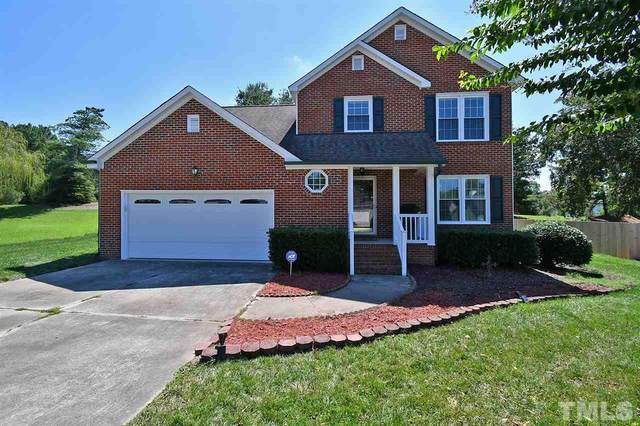 5808 Stardust Court, Durham, NC 27712 (#2341334) :: RE/MAX Real Estate Service