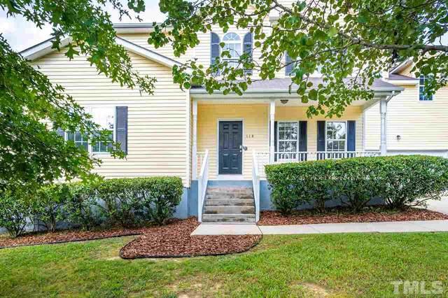 110 Adlett Lane, Durham, NC 27703 (#2341355) :: Realty World Signature Properties