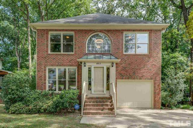 4513 Latrobe Court, Raleigh, NC 27604 (#2341385) :: Triangle Just Listed