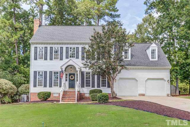 218 Custer Trail, Cary, NC 27513 (#2341410) :: Realty World Signature Properties