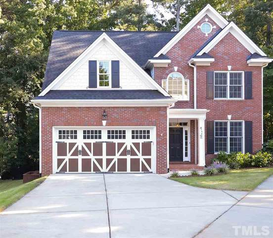 412 Thyme Place, Raleigh, NC 27609 (#2341416) :: The Rodney Carroll Team with Hometowne Realty