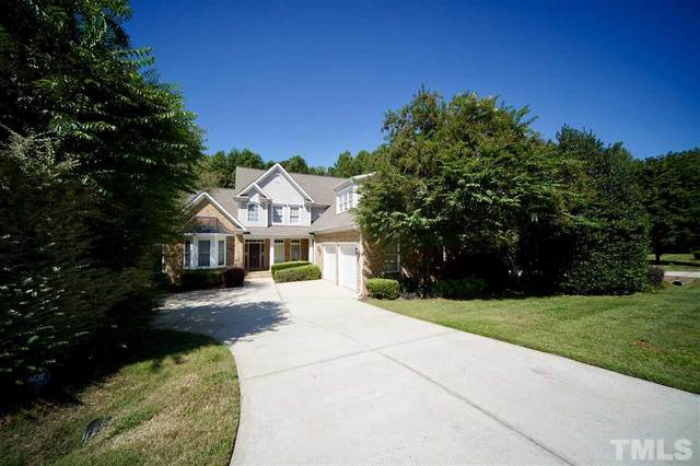 8615 Forester Lane, Apex, NC 27539 (#2341434) :: Raleigh Cary Realty
