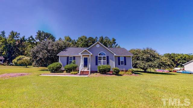 141 Coharie Drive, Wendell, NC 27591 (#2341621) :: Triangle Top Choice Realty, LLC