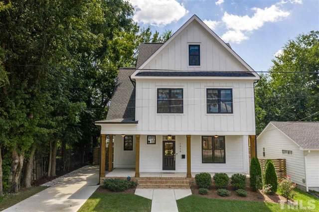 1010 E Martin Street, Raleigh, NC 27601 (#2341626) :: Triangle Top Choice Realty, LLC