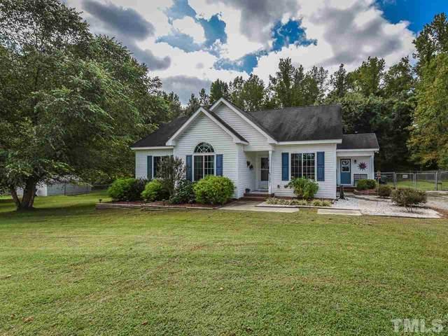 1351 Massengill Pond Road, Angier, NC 27501 (#2341649) :: RE/MAX Real Estate Service