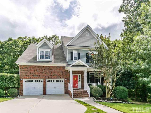 331 Middleham Drive, Rolesville, NC 27571 (#2341694) :: Realty World Signature Properties