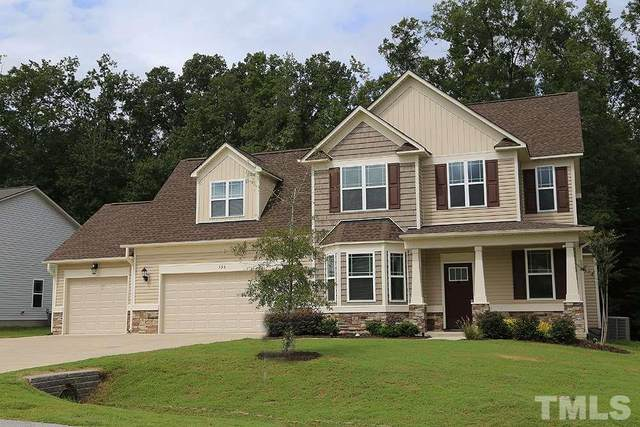 395 Bornean Drive, Garner, NC 27529 (#2341707) :: The Perry Group