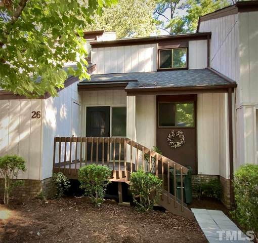 3775 Guess Road #26, Durham, NC 27705 (#2341713) :: Triangle Just Listed