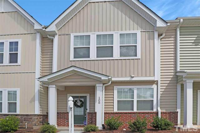 108 Shale Creek Drive, Durham, NC 27703 (#2341716) :: Masha Halpern Boutique Real Estate Group