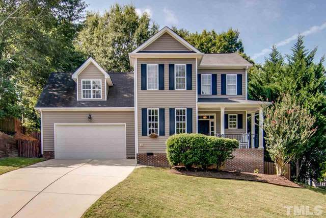 8521 Parlange Woods Lane, Wake Forest, NC 27587 (#2341732) :: Triangle Just Listed