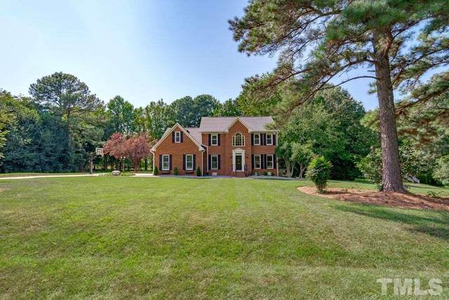 5404 Deep Valley Run, Raleigh, NC 27606 (#2341756) :: Saye Triangle Realty