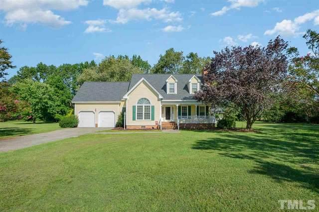 111 Bryanwood Drive, Goldsboro, NC 27534 (#2341767) :: Bright Ideas Realty