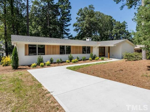 3817 Wingate Drive, Raleigh, NC 27609 (#2341784) :: Spotlight Realty
