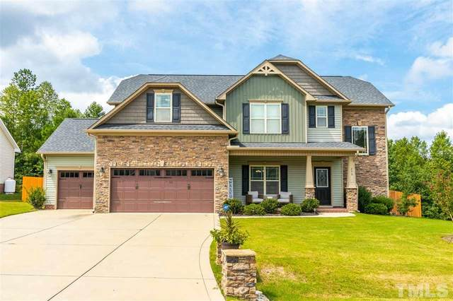 299 Summit Overlook Drive, Clayton, NC 27527 (#2341860) :: Triangle Top Choice Realty, LLC