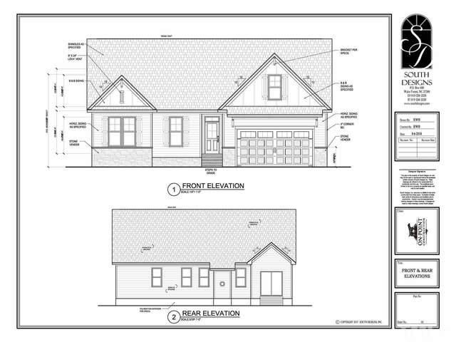 124 Montana Drive, Louisburg, NC 27549 (#2341872) :: RE/MAX Real Estate Service