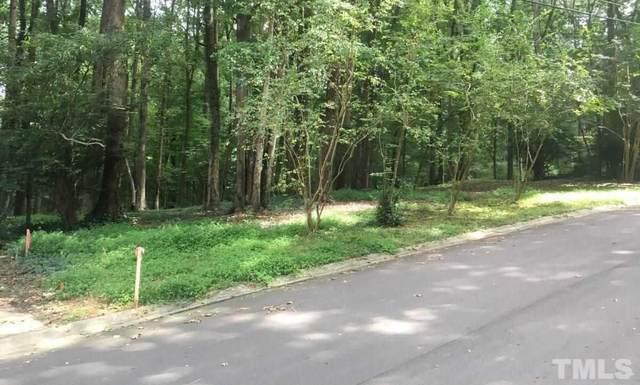 1804 Fairley Drive, Raleigh, NC 27607 (#2341936) :: Spotlight Realty