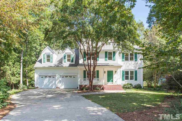 12 Shelburn Court, Durham, NC 27712 (#2341939) :: Team Ruby Henderson