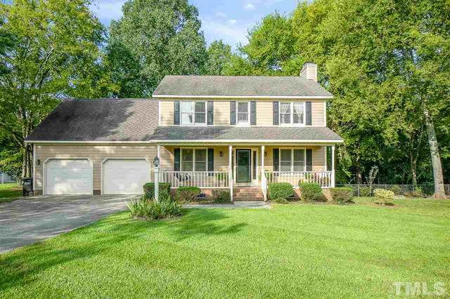 114 Palmer Drive, Clayton, NC 27527 (#2341961) :: The Rodney Carroll Team with Hometowne Realty