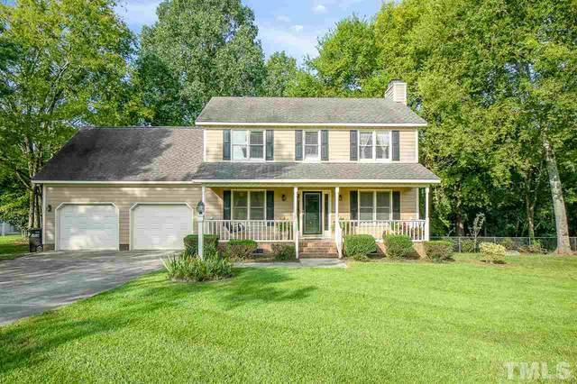 114 Palmer Drive, Clayton, NC 27527 (#2341961) :: Dogwood Properties