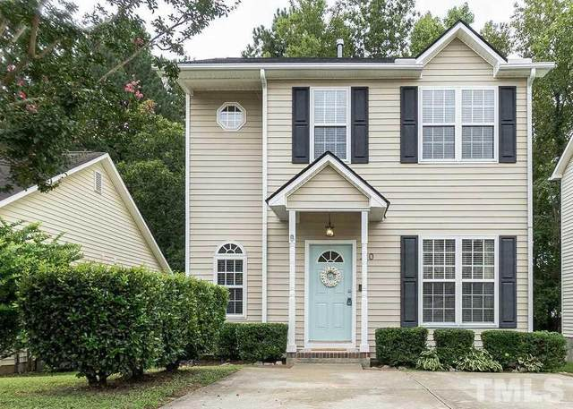 310 Glaston Court, Apex, NC 27502 (#2341986) :: Triangle Just Listed