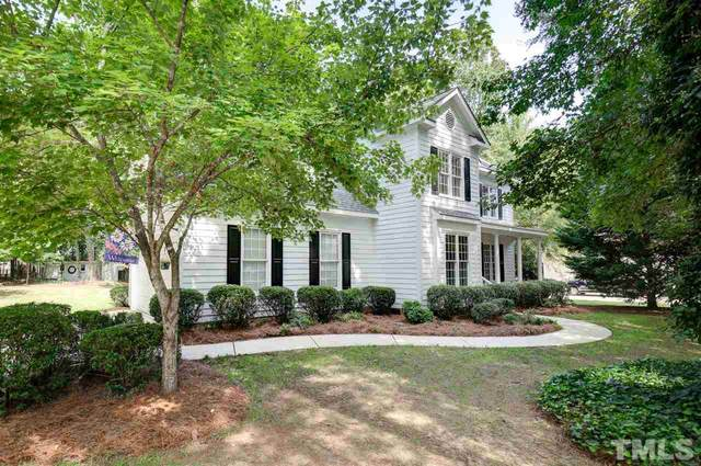 25 Remington Court, Youngsville, NC 27596 (#2341990) :: Dogwood Properties