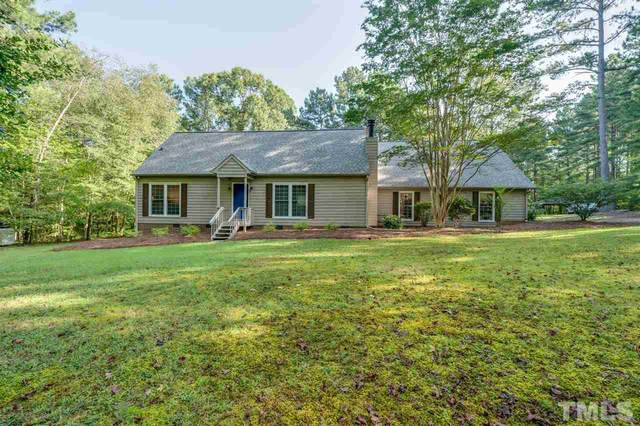 1644 Country Lane, Creedmoor, NC 27522 (#2341996) :: Masha Halpern Boutique Real Estate Group
