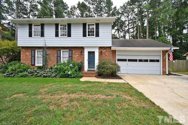 6405 Wrenwood Avenue, Raleigh, NC 27607 (#2342029) :: Dogwood Properties