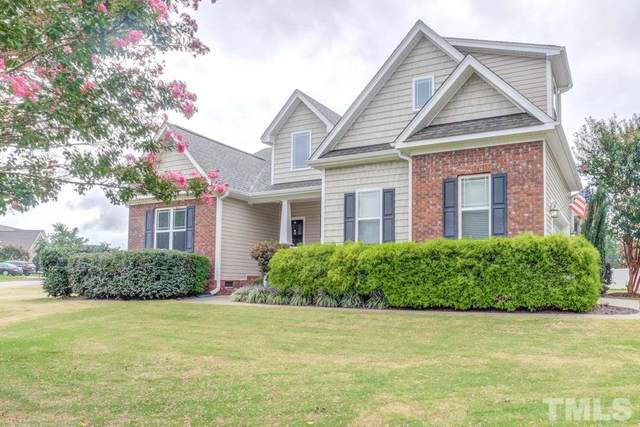 188 Mill Creek Drive, Clayton, NC 27527 (#2342036) :: Dogwood Properties