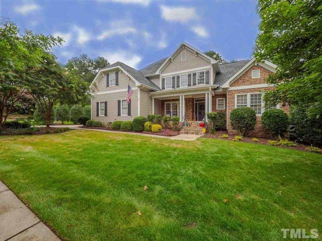 1357 Heritage Heights Lane, Wake Forest, NC 27587 (#2342048) :: Marti Hampton Team brokered by eXp Realty