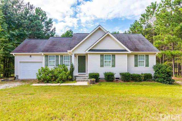 45 Andorra Place, Angier, NC 27501 (#2342058) :: Realty World Signature Properties
