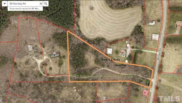 00 Munday Road, Roxboro, NC 27574 (#2342083) :: Marti Hampton Team brokered by eXp Realty
