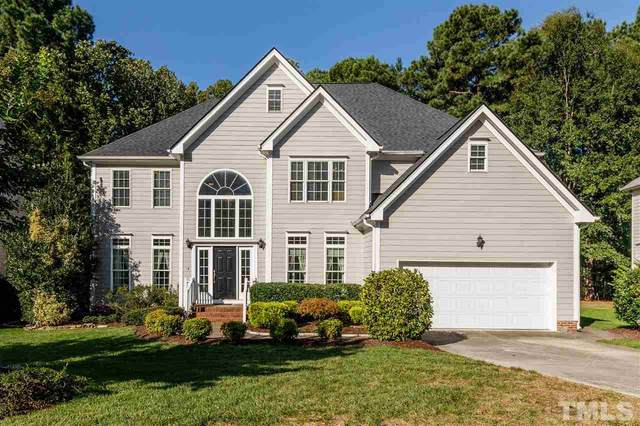 111 Hassellwood Drive, Cary, NC 27518 (#2342092) :: Spotlight Realty
