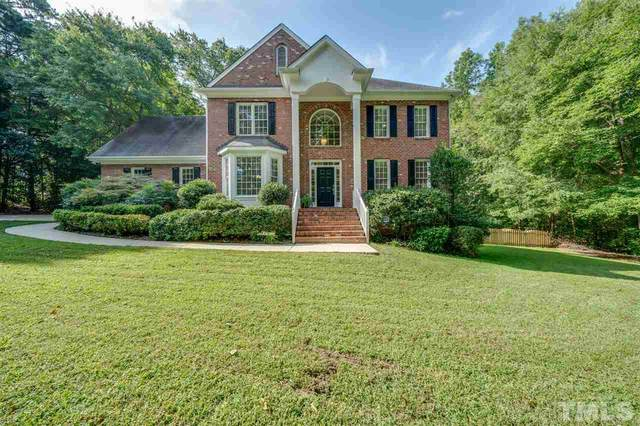 3504 Knightshire Drive, Apex, NC 27539 (#2342093) :: Dogwood Properties