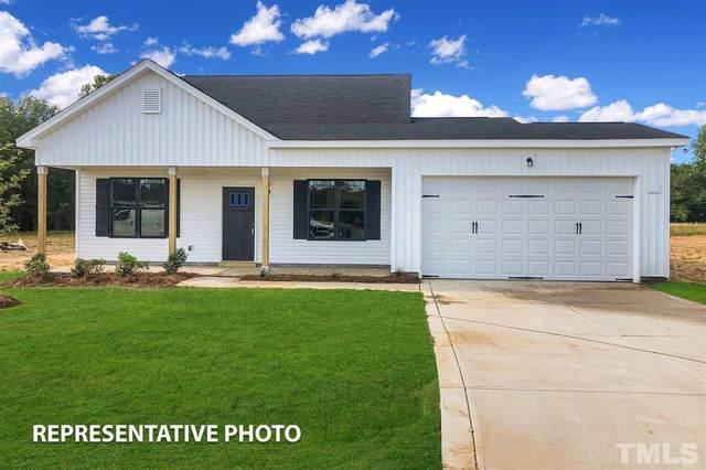 160 Magnolia Vine Lane, Smithfield, NC 27577 (#2342114) :: Triangle Top Choice Realty, LLC