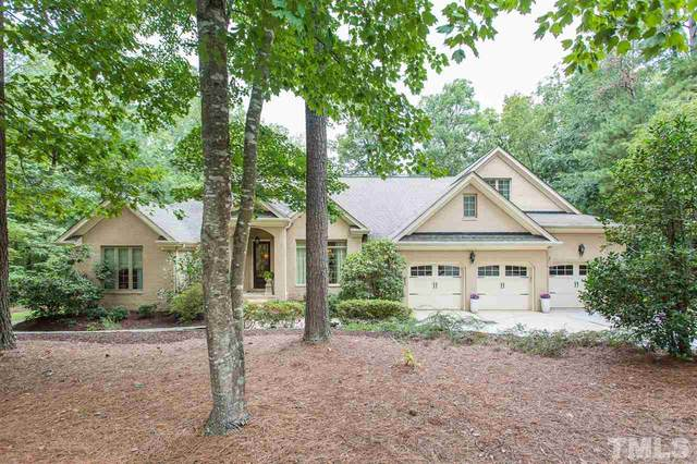 125 Donegal Drive, Chapel Hill, NC 27517 (#2342118) :: Realty World Signature Properties