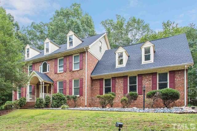 5101 Birchleaf Drive, Raleigh, NC 27606 (#2342119) :: Triangle Top Choice Realty, LLC