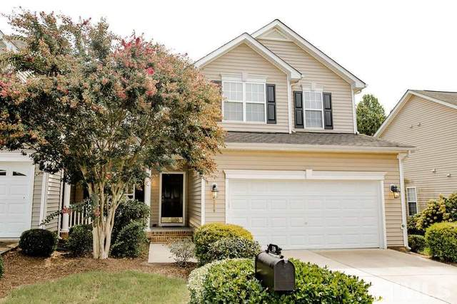 339 Luke Meadow Lane, Cary, NC 27519 (MLS #2342131) :: The Oceanaire Realty