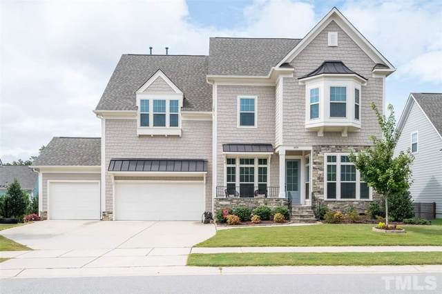 4604 Sunset Fairways Drive, Apex, NC 27539 (#2342179) :: The Rodney Carroll Team with Hometowne Realty