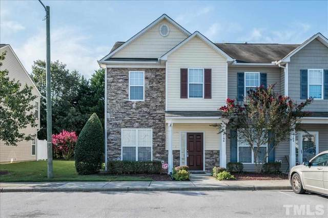 6104 San Marcos Way, Raleigh, NC 27616 (#2342210) :: The Rodney Carroll Team with Hometowne Realty