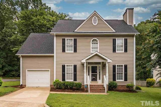 8512 Buscot Court, Raleigh, NC 27615 (#2342227) :: Saye Triangle Realty