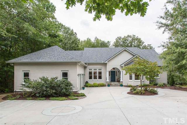 206 Helmsdale Drive, Chapel Hill, NC 27517 (#2342230) :: Spotlight Realty