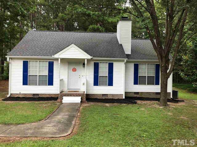 5817 Sandy Pines Drive, Youngsville, NC 27596 (#2342254) :: Marti Hampton Team brokered by eXp Realty