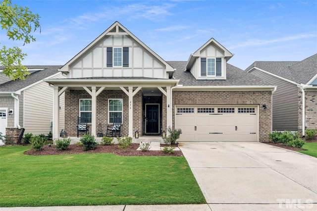 416 Oaks End Drive, Holly Springs, NC 27540 (#2342263) :: Marti Hampton Team brokered by eXp Realty