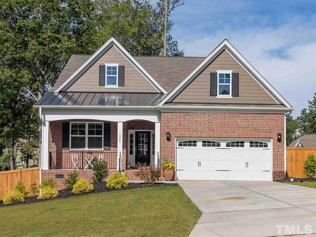 1006 Valley Rose Way, Durham, NC 27712 (#2342275) :: Raleigh Cary Realty