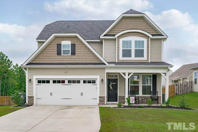 36 Solstice Lane, Garner, NC 27529 (#2342284) :: Sara Kate Homes