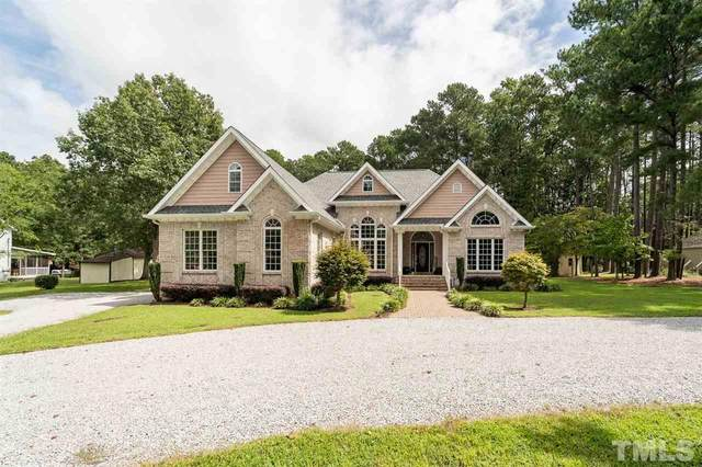 308 Thomas Drive, Clayton, NC 27520 (#2342286) :: Real Estate By Design